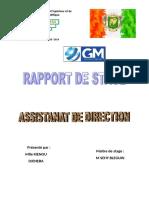 Rapport Kienou
