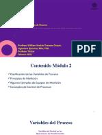 Módulo 2 Parte 1 Propósito de Las Variables de Proceso 01032021