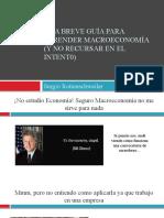 Como aprender Macroeconomia