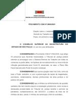 PROVIMENTO CSM Nº 2600-2021 (1)