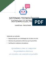 ACTIVIDAD 2 - CIRCUITOS ELECTRICOS PARALELO