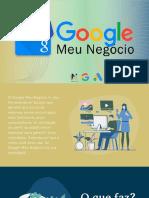 E-book - Google Meu Negócio