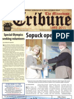 Front Page - March 4, 2011