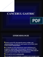 Curs 3 - CANCER GASTRIC