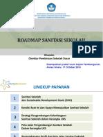 Peta jalan sanitasi sekolah 2018