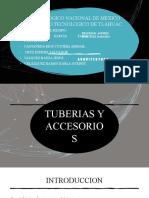 Exposicion Tuberias y Accesorios