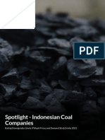 Fitch Spotlight - Indonesian Coal Companies - 2020-06-08