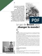 Nexus 48 - Le Gaz De Brown Peut Changer Le Monde