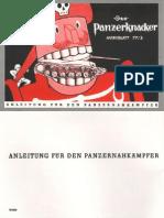 Merkblatt 77-3 Der Panzerknacker - Anleitung für den Panzernahkämpfer (1944)