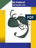 Tercer Grado 2015-2016 Distrito Federal La Entidad Donde Vivo Libro de Texto