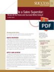 How to Be as Ales Superstar Summary