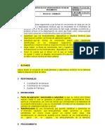 Pr-sfar-008 Protcolo Para Verificacion de Fecha de Vencimiento
