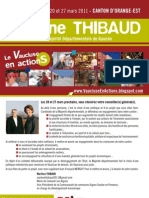 Notre projet pour le Canton - Marlène Thibaud