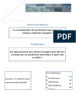 La reconnaissance des juridictions marocaines des sentences arbitrales eětrangeĚres