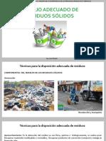 Gestión de residuos - General