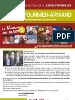 Notre Projet Pour Le Canton - Michele Fournier-Armand