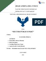 SECTOR PUBLICO PERUANO (1)
