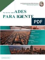CIUDAD PARA LA GENTE- TRABAJO N°5