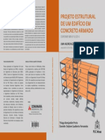 Capa_Livro Proj.Estrutural Edificio Concreto Armado_2a Edição - Thiago B. Porto