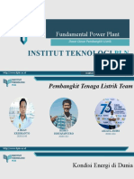 FUNDAMENTAL POWER PLANT
