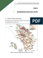 BAB II GAMBARAN WILAYAH STUDI