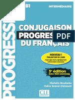 Conjugaison Progressive Du Fran 231 Ais - Mich 232 Le Boular 232 s