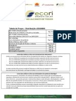 05 - Tabela Ecori Solar