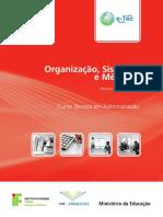 Organizacao Sistemas e Metodos 2013 ISBN