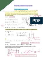 Coque cylindrique solution flexionnelle