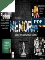 DÍA DE LA MEMORIA POR LA VERDAD Y LA JUSTICIA