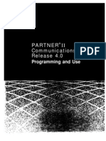PARTNER_II_Communications_System_Release_4-0_Programming_and_Use