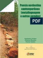 Série Acadêmica nº 6 - Poesia nordestina contemporânea