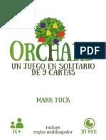 Orchard Reglamento
