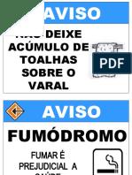 RISCOS CENTRAL DE ARMAÇÃO