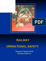 SAFE RAIL OPERATION