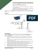 TP01_Dimensionnement du monte charge
