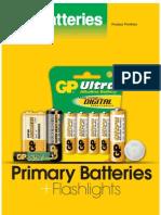 b) GP primary catalog