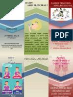 Leaflet Asma Bronchial