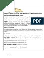 GUIA DE ESTUDIO DE CASTELLANO DE 4TO AÑO DEL 1 ER MOMENTO (1)