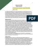 Resumen de Niñez (Paolicchi) - 2do Parcial