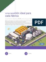 Leaflet Dahua SMB Manufactory Security Solution V1.0 en 202007(2P) SPA