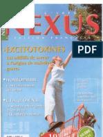Nexus 10 - Sept Oct 2000 - Excitotoxines (Complet)