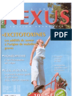 Nexus 10 - Sept Oct 2000 - Excitotoxines (Complet)