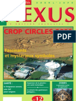 Nexus 12 - Jan Fev 2001 - Crop Circles (Complet)