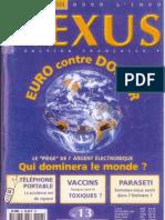 Nexus 13 - Mars Avril 2001 - Argent (Complet)