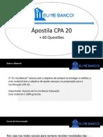 Apostila Completa - CPA-20