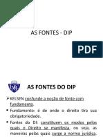 4.1 AULA - AS FONTES - DIP