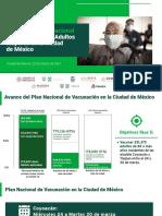 PLAN NACIONAL DE VACUNACIÓN ADULTOS MAYORES CDMX-ETAPA 5