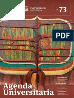 Agenda Universitaria - Diciembre 2018