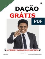 @prof.hansk Redação  GRÁTIS - Carreira Policial (19.10)